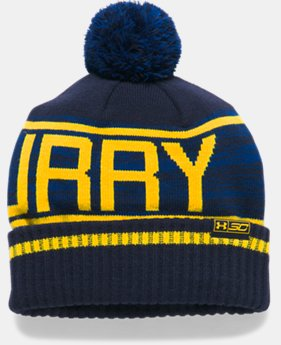 Boys' SC30 Pom Beanie  1 Color $27.99