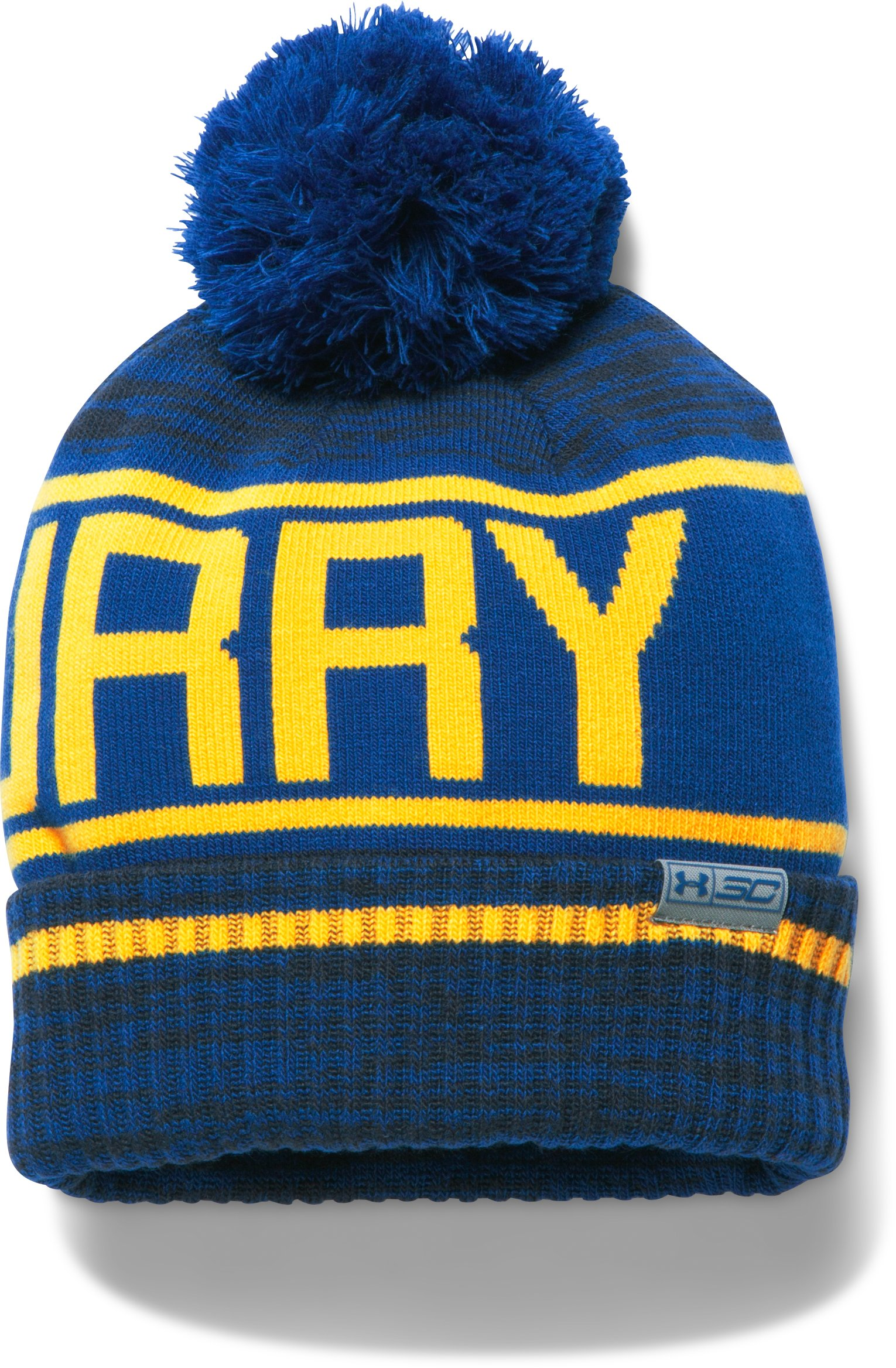 Boys' SC30 Pom Beanie, Midnight Navy