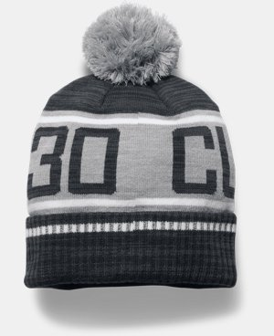 New Arrival Men's UA SC30 Pom Beanie  1 Color $29.99