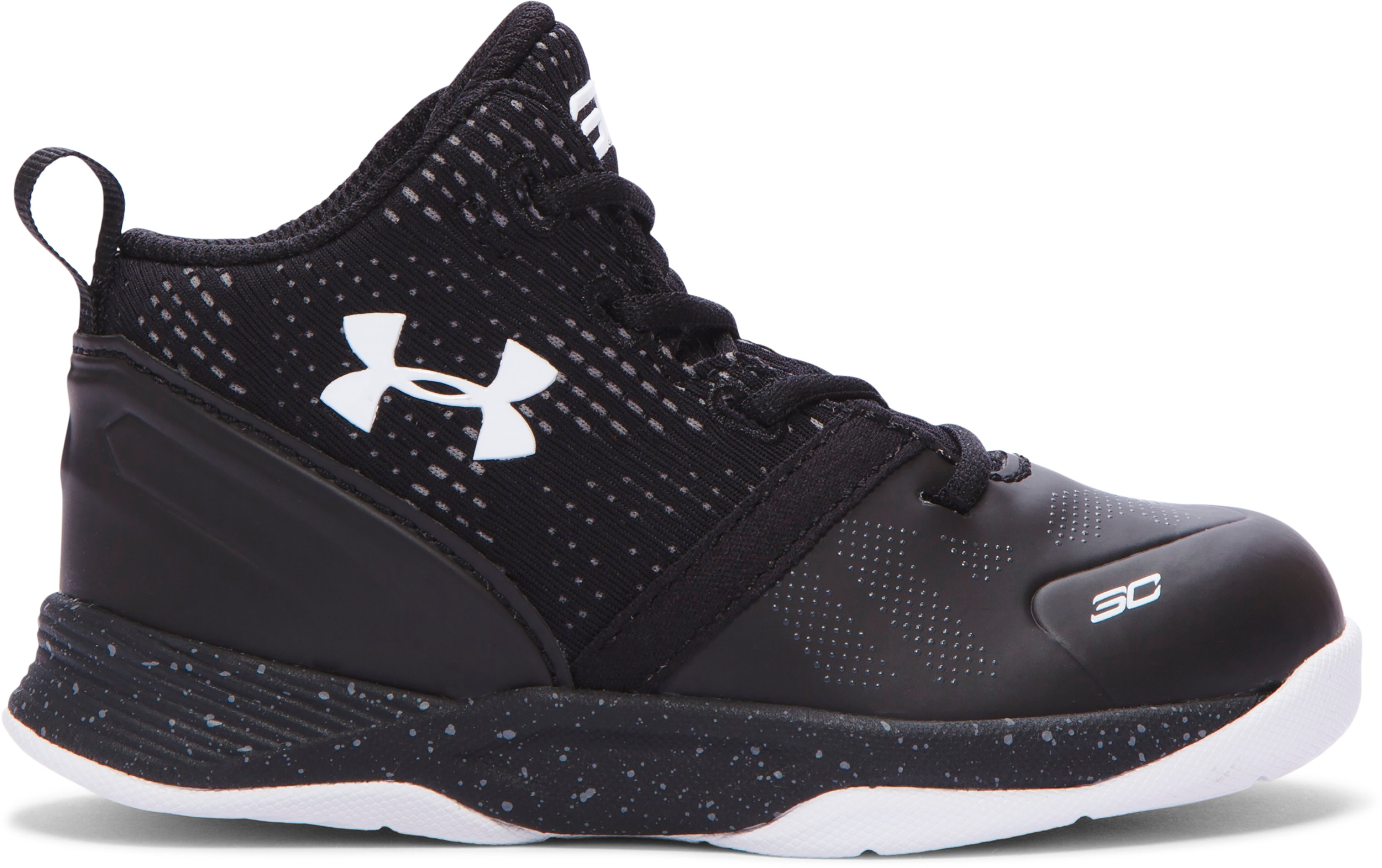 Kids' Infant UA Curry Two Basketball Shoe, Black