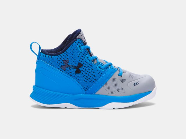 Kids Infant Ua Curry Two Basketball Shoe Under Armour Us