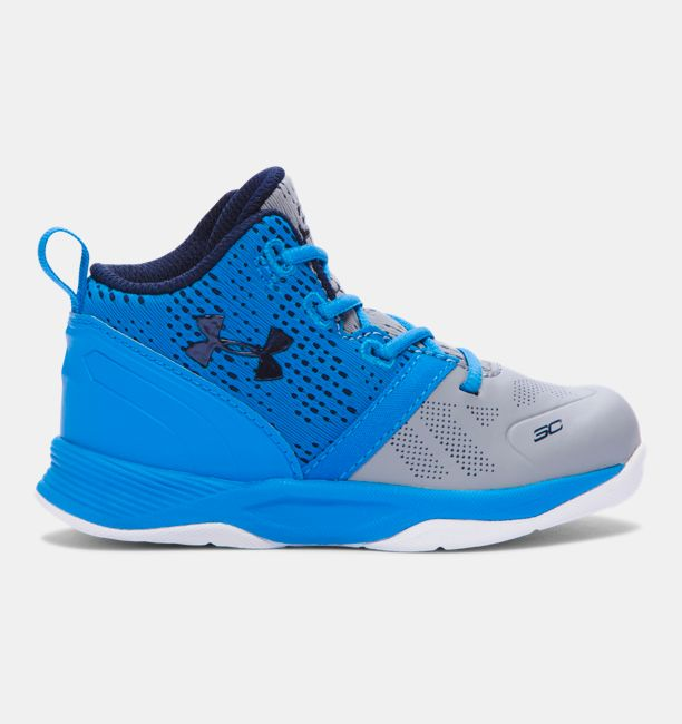 d340f42a1040 Kids  Infant UA Curry Two Basketball Shoe