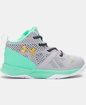 Kids' Infant UA Curry Two Basketball Shoe