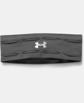 New Arrival Girls' UA Perfect Headband  1 Color $14.99