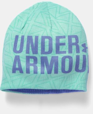 New Arrival  Girls' UA Graphic Beanie LIMITED TIME: FREE SHIPPING 4 Colors $25.99