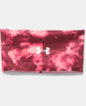 Women's UA Printed Boho Headband  1 Color $8.99