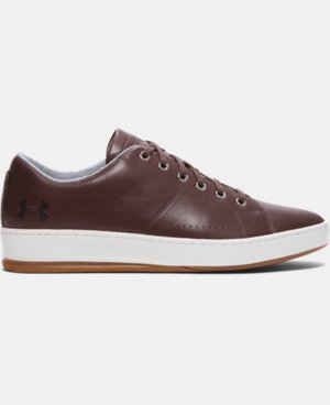 Men's UA Club Leather Shoes  1 Color $74.99