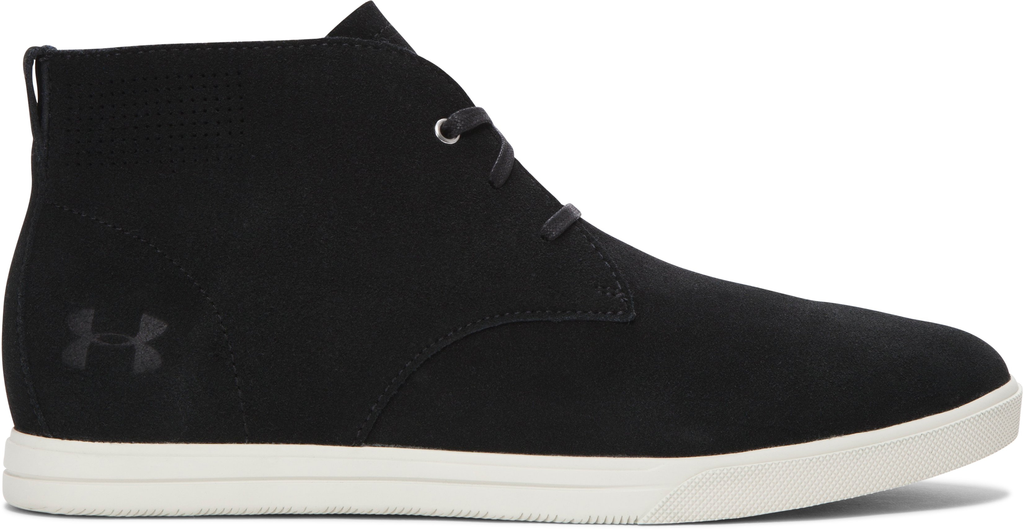 Men's UA Coast Suede Shoes, Black