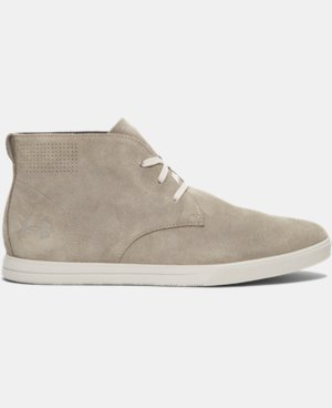 Men's UA Coast Suede Shoes  1 Color $56.24