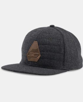 New Arrival Men's UA SC30 Elite Cap  2 Colors $49.99