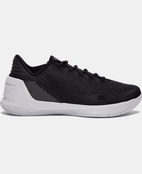 Men's UA Curry 3 Low Basketball Shoes  6 Colors $83.99 to $89.99