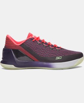 Men's UA Curry 3 Low Basketball Shoes  1 Color $111.99 to $119.99