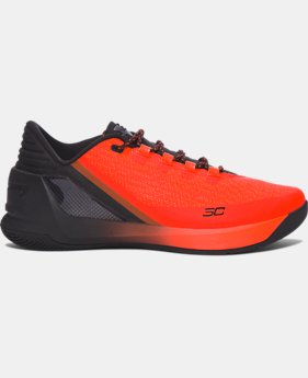 Men's UA Curry 3 Low Basketball Shoes  1 Color $62.99 to $67.49