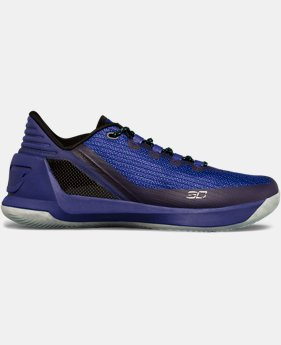 Men's UA Curry 3 Low Basketball Shoes  1 Color $95.99 to $119.99