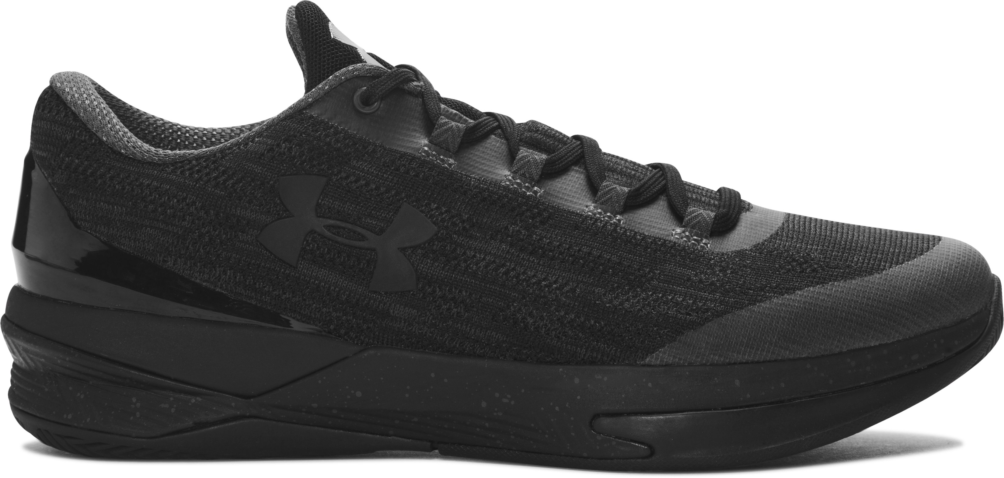 Men's UA Charged Controller Basketball Shoes, Black
