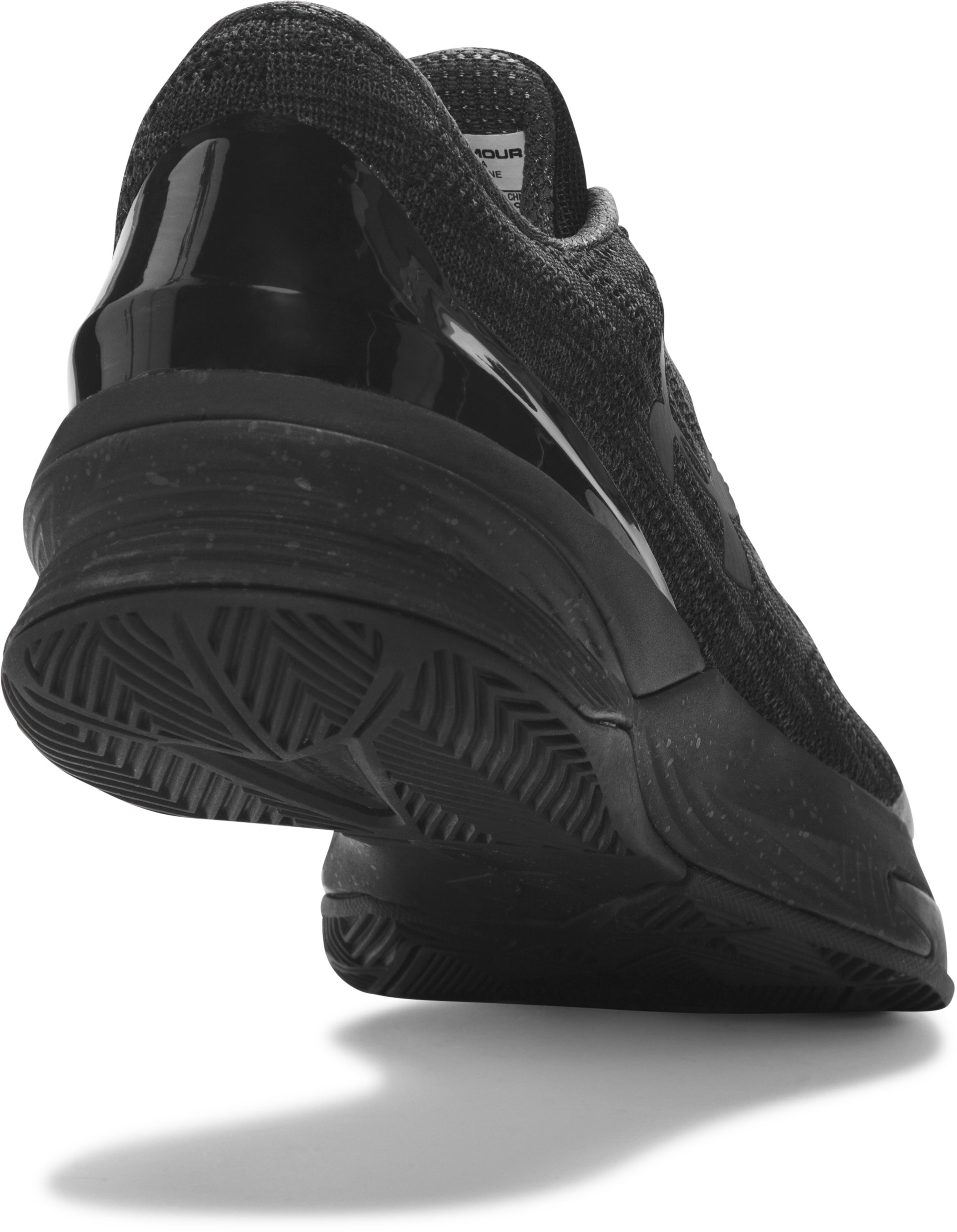 Men's UA Charged Controller Basketball Shoes, Black ,