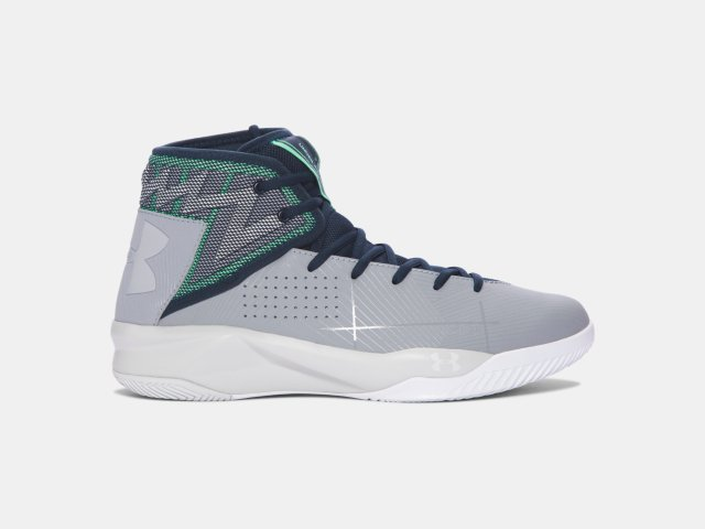 18372918598b Men s UA Rocket 2 Basketball Shoes