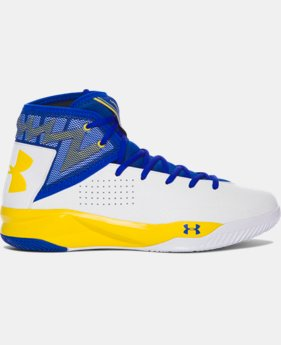 New to Outlet Men's UA Rocket 2 Basketball Shoes  1 Color $62.99