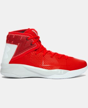 New to Outlet Men's UA Rocket 2 Basketball Shoes  1 Color $62.99 to $67.99