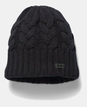 Women s UA Around Town Beanie 1 Color Available  27.99 ec5f9e3058f