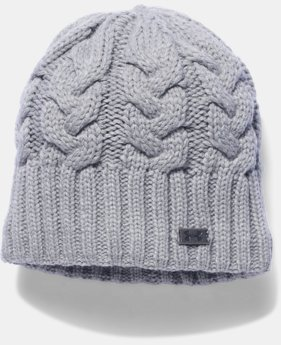 Women's UA Around Town Beanie  1 Color $27.99