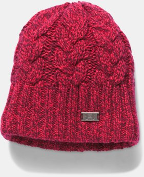 Women's UA Around Town Beanie LIMITED TIME: FREE U.S. SHIPPING 1 Color $15.74 to $20.99
