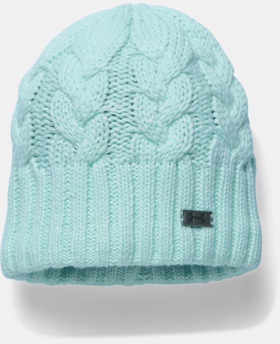 Women's UA Around Town Beanie LIMITED TIME: FREE U.S. SHIPPING 3 Colors $15.74 to $20.99