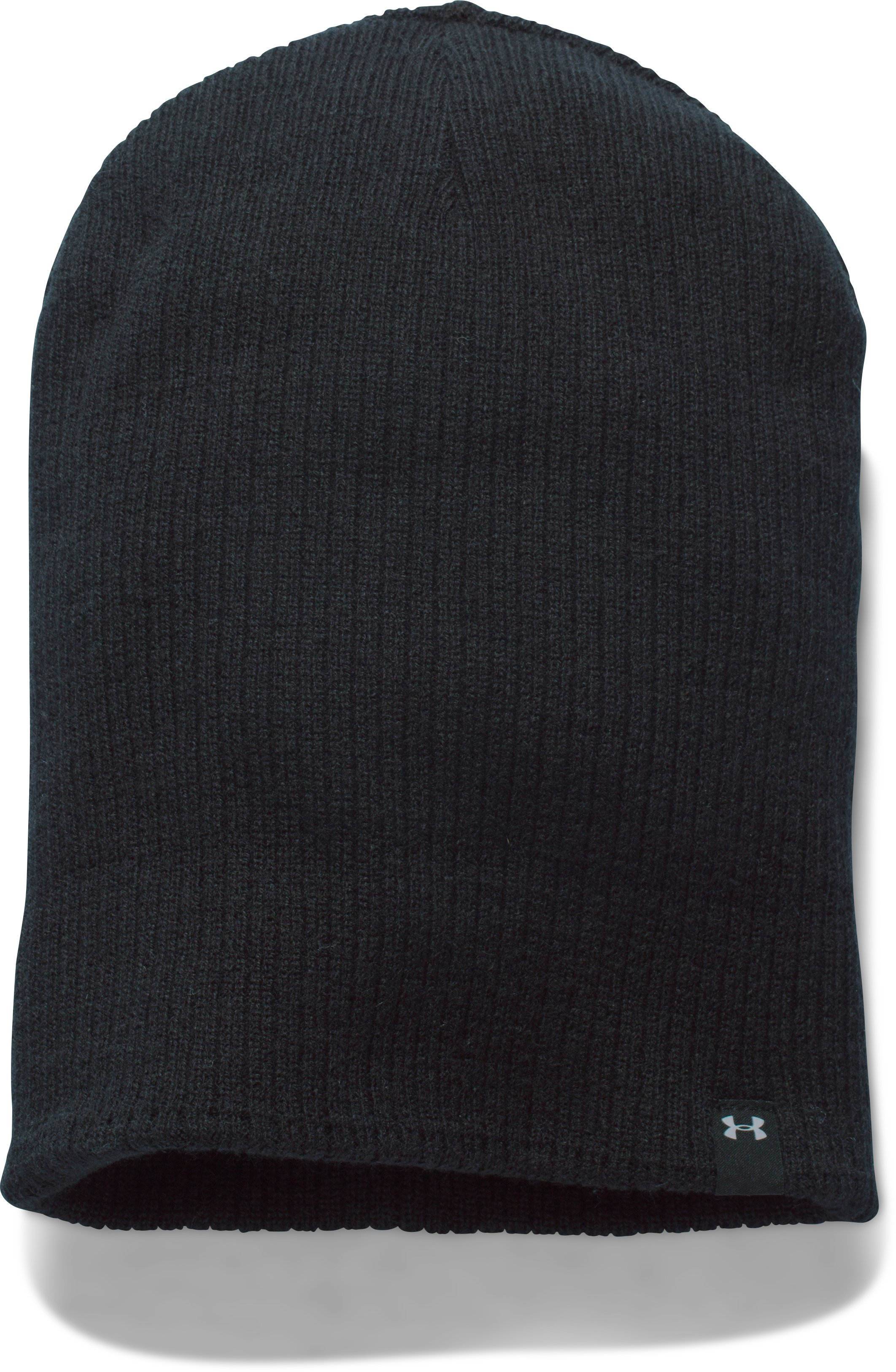 Women's UA Favorite Knit Beanie, Black , undefined