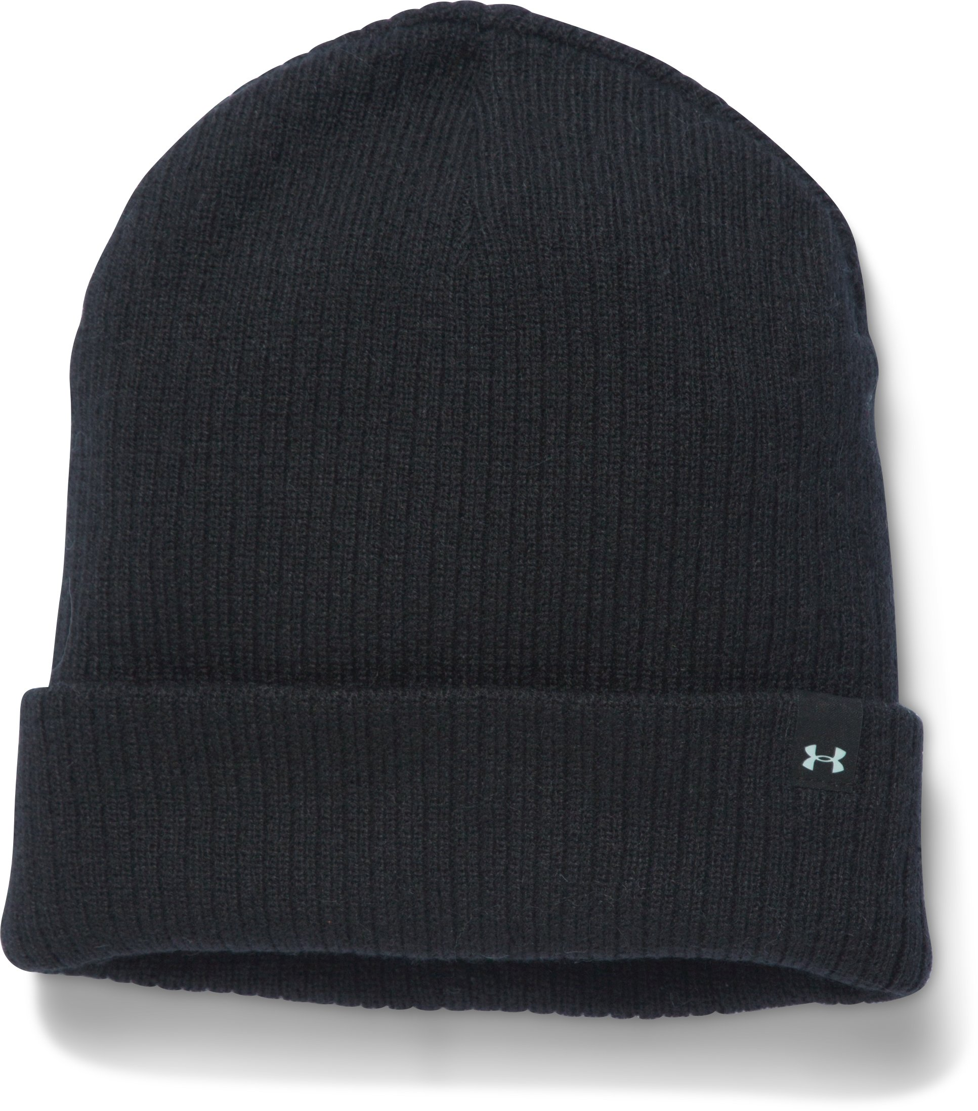 Women's UA Favorite Knit Beanie, Black