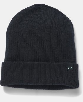 Women's UA Favorite Knit Beanie  2  Colors Available $16.49 to $16.99