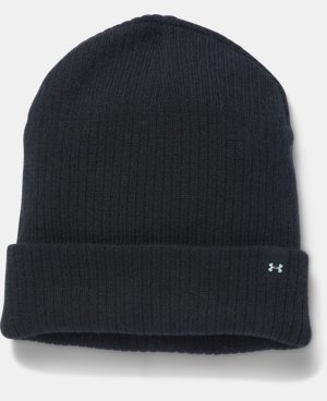 New Arrival  Women's UA Favorite Knit Beanie LIMITED TIME: FREE SHIPPING 3 Colors $25.99