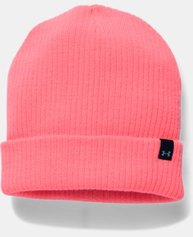 Women's UA Favorite Knit Beanie  1 Color $12.74