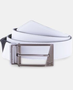 UA Stretch Reversible Belt  3 Colors $29.99