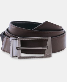 UA Stretch Reversible Belt  1 Color $20.99