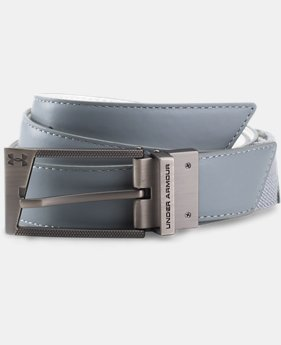 UA Stretch Reversible Belt  4 Colors $34.99