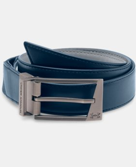 UA Stretch Reversible Belt   $39.99