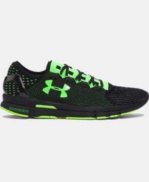 Men's UA SpeedForm® Slingshot Neon Running Shoes LIMITED TIME: FREE SHIPPING  $127.99