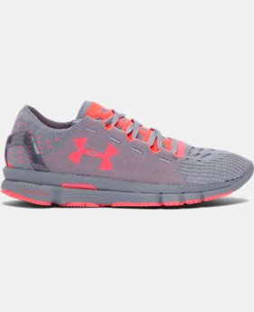 Women's UA SpeedForm® Slingshot Neon Running Shoes   $119.99