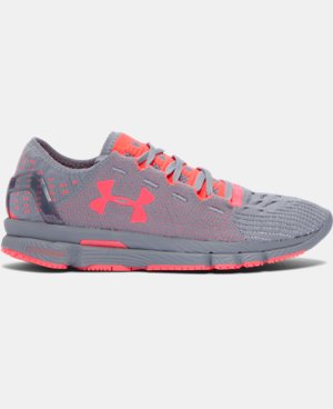 Women's UA SpeedForm® Slingshot Neon Running Shoes   $127.99