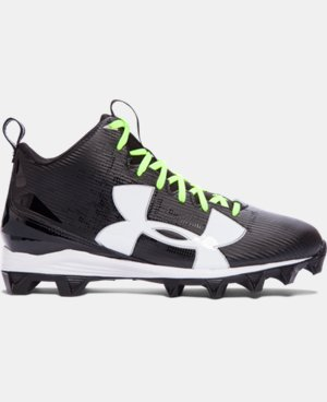 Men's UA Crusher RM Football Cleats LIMITED TIME: FREE U.S. SHIPPING  $37.99