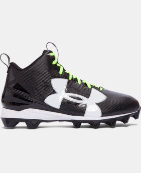 Men's UA Crusher RM Wide Football Cleats