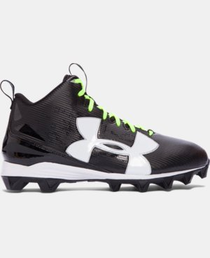 Men's UA Crusher RM Wide Football Cleats LIMITED TIME: FREE U.S. SHIPPING  $37.99
