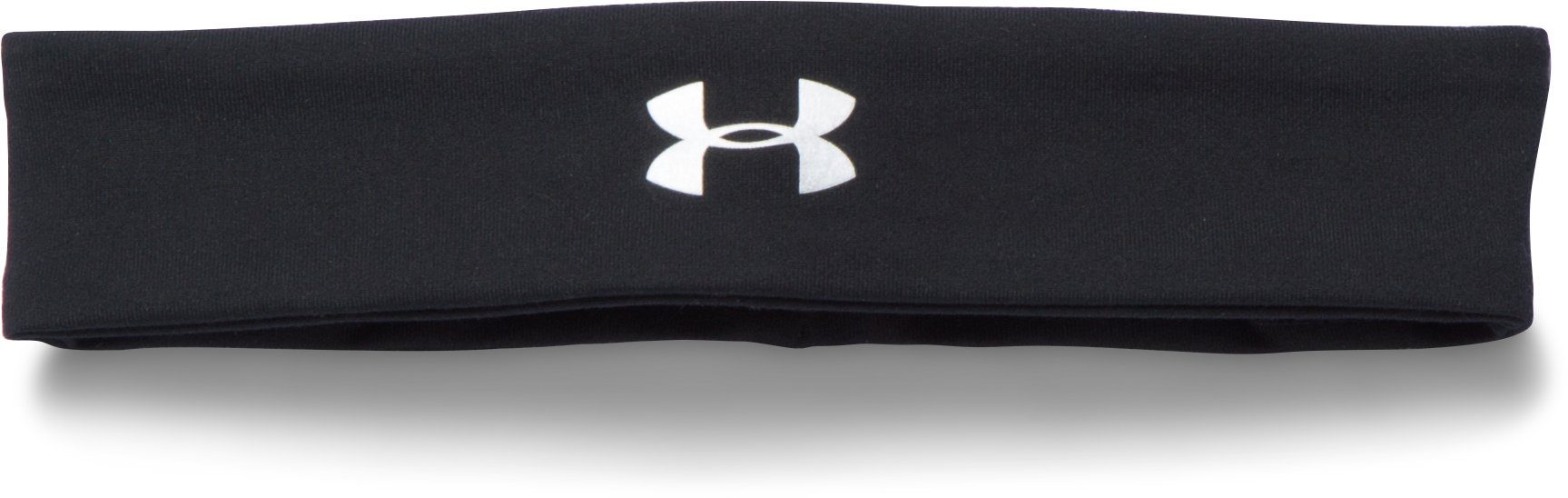 Women's UA Studio Performance Headband, Black , zoomed image