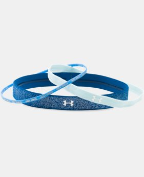 Women's UA Shimmer Headbands - 3 Pack  1 Color $11.99