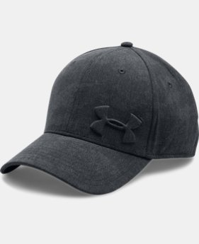 Men's UA Tonal Chambray Low Crown Cap   1 Color $20.99