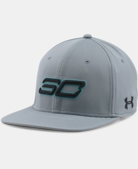 Men's UA SC30 Core Snapback Cap