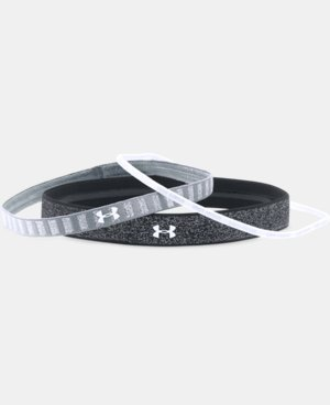 Girls' UA Shimmer Headbands - 3 Pack LIMITED TIME: FREE U.S. SHIPPING  $11.99