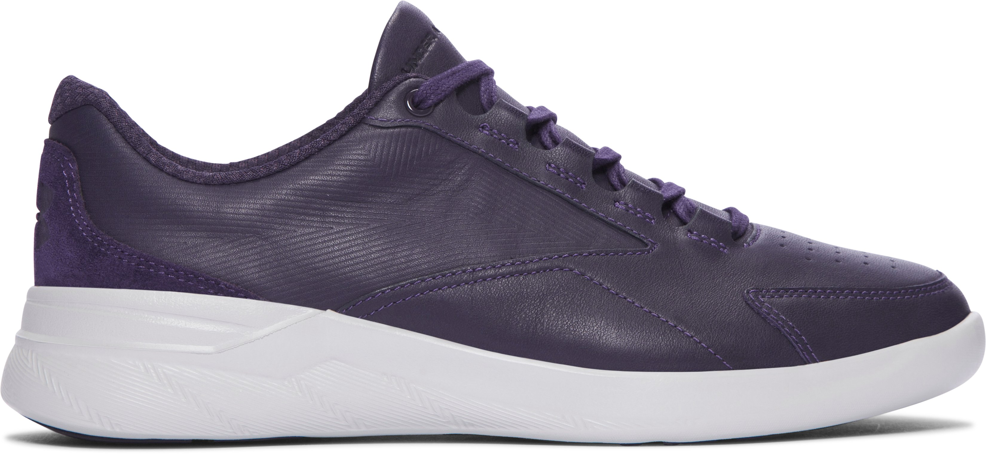 Women's UA Charged Pivot Low Tinted Neutrals Lifestyle Shoes, IMPERIAL PURPLE