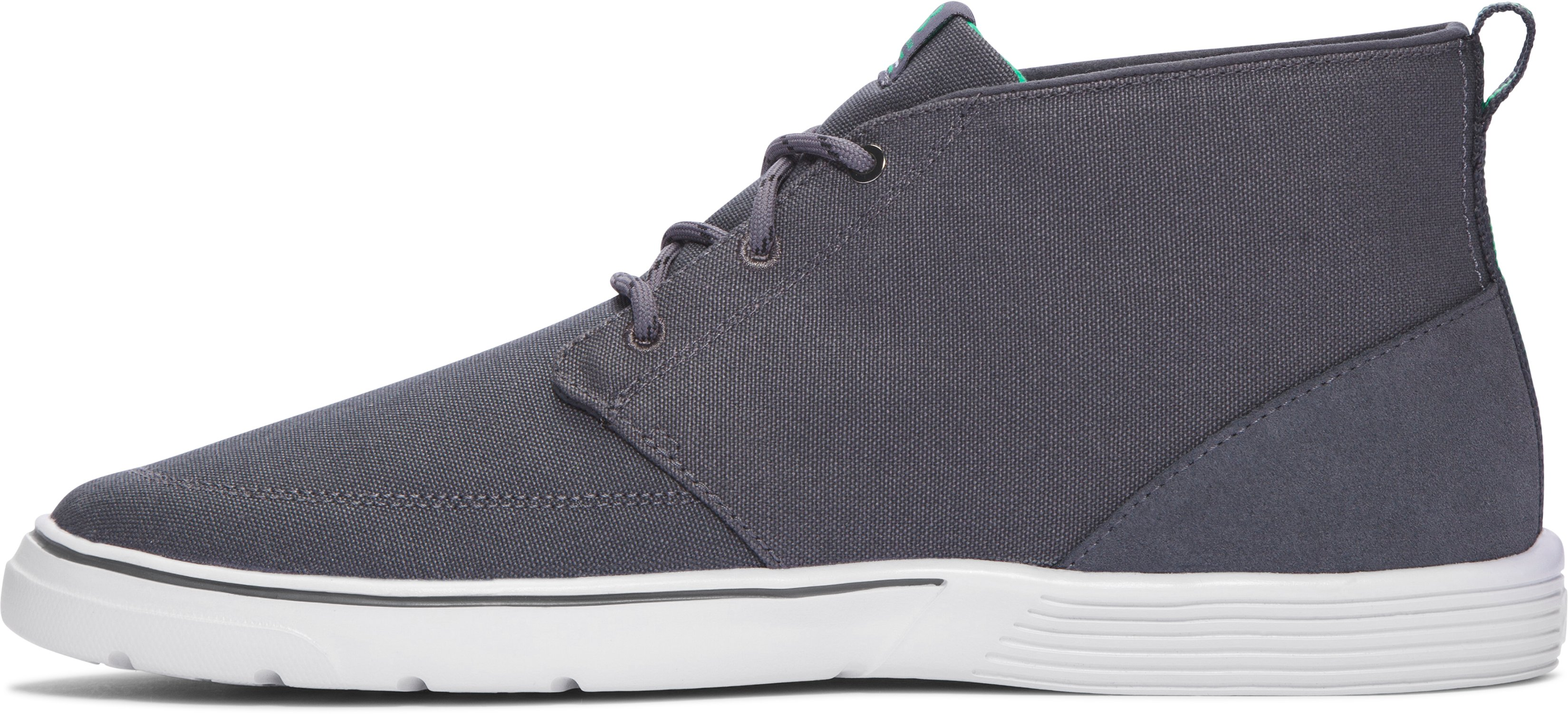 Men's UA Street Encounter Mid Shoes, GRAY WOLF,