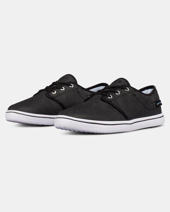 Women's UA Street Encounter Shoes, Black, pdpMainDesktop image number 4
